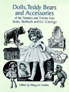 Collectible Dolls and Accessories of the 20s and 30s from