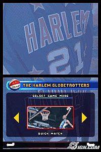 Harlem Globetrotters World Tour Nintendo DS, 2007