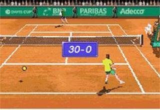 Davis Cup Tennis Nintendo Game Boy Advance, 2002