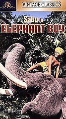 Elephant Boy VHS, 2000