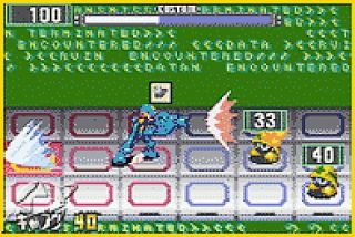 Mega Man Battle Network Nintendo Game Boy Advance, 2001