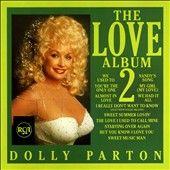 The Love Album, Vol. 2 by Dolly Parton CD, Mar 1990, BMG distributor