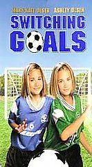 Switching Goals VHS, 2000, Clam shell