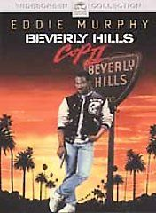 Beverly Hills Cop 2 DVD, 2002, Checkpoint Case