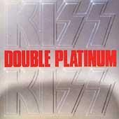 Double Platinum by Kiss Cassette, Sep 1997, 2 Discs, Mercury