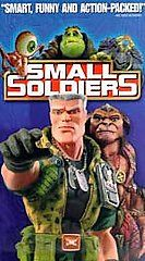 Small Soldiers VHS, 1998
