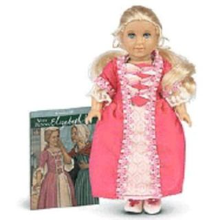 The American Girls Collection Elizabeth Doll 2005, Doll
