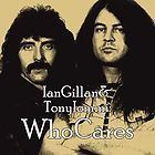 Ian Gillan Tony Iommi Who Cares Deluxe 2 CD Black Sabbath Deep Purple