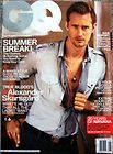 Darren Criss Alexander Skarsgard GQ Magazine June 2011 Glee True Blood