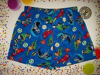 DC Comics Underwear Mens Boxers Shorts Briefs Trunks Sz L 36 38 Flash