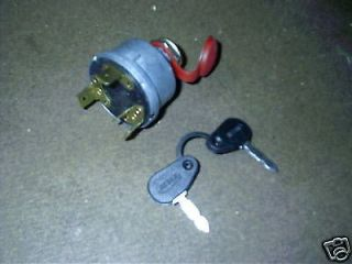 Massey Ferguson 35 65 Diesel Key Switch