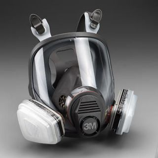 3M 7163 P95 FULL FACE RESPIRATOR MASK LARGE 07163
