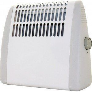 500W WATTS WALL MOUNTED ELECTRIC FROST WATCHER HEATER WITH THERMOSTATS