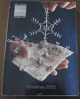 jcpenney christmas catalogs