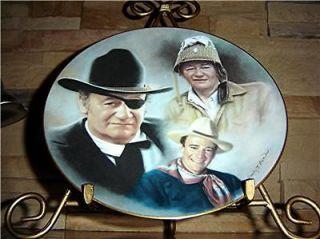 John Wayne/Cassidy J. Alexander/The Duke Plate~