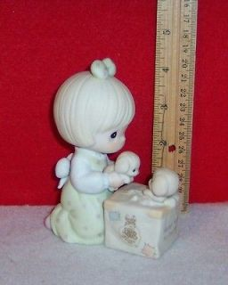 1988 PRECIOUS MOMENTS ALWAYS ROOM FOR ONE MORE FIGURINE