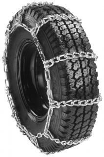 Mud Service Truck Tire Chains  215/75 17.5