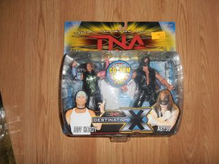 JEFF HARDY ABYSS tna DESTINATION X moc MARVEL TOYS