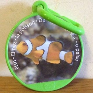 Einstein Baby Neptune Ocean Adventure Play Gym Discovery Card Fish Toy