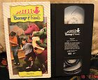 BARNEY& FRIENDS Time Life Collection HOP TO IT Very RARE Vhs Video