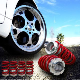 ADJUSTABLE COILOVER COILOVERS LOWER SPRINGS KIT 88 00 HONDA CIVIC 90