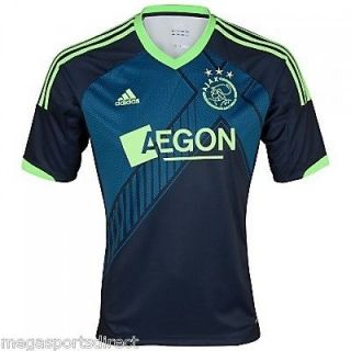 ADIDAS AJAX AWAY FOOTBALL SHIRT BNWT CHILDRENS 2012 13 SEASON