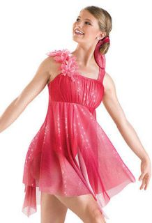 Dance Skate Costume Dress Ballet Lyrical 5553