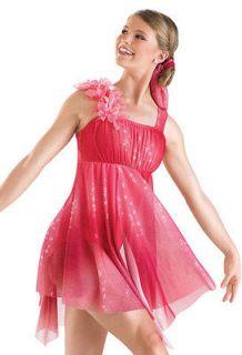 Dance Skate Costume Dress Ballet Lyrical 5553