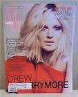 DREW BARRYMORE PARADE MAGAZINE SEPTEMBER 2009