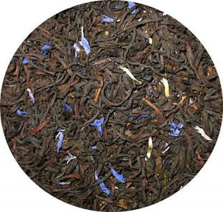 Cream Earl Grey natural flavored black tea loose leaf tea 1 LB