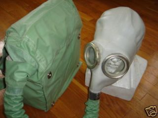 Russian Rebreather IP4 with regenerating canister, 3PCS