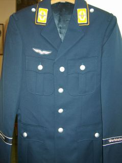 air force dress blues jacket
