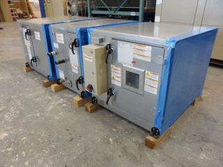 Trane Performance Climate Changer Air Handler 15 Tons 6,000 CFM AHU