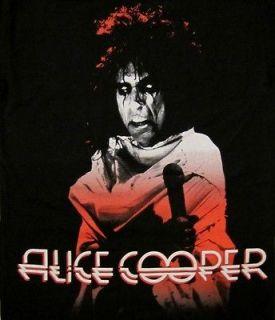 ALICE COOPER cd lgo PRESCRIPTION Official SHIRT XXL 2X new