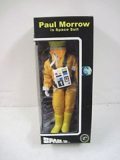 SEALED SPACE 1999 PAUL MORROW IN SPACE SUIT 8 FIGURE MIB