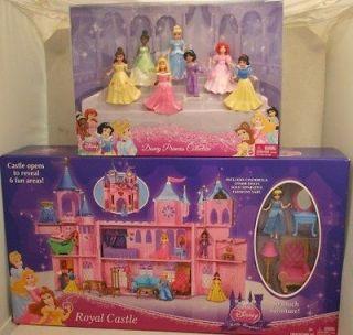disney princess castle in Toys & Hobbies