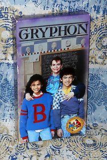 Gryphon VHS Amanda Plummer Sully Diaz Alexis Cruz Wonderworks