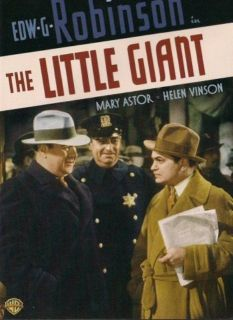 THE LITTLE GIANT (EDWARD G ROBINSON)   KEEPCASE, FS & VOSTFR *NEW*
