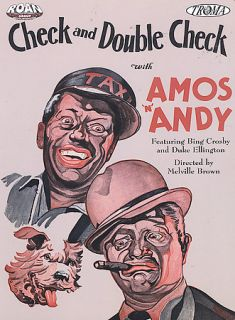 Amos And Andy In Check And Dou (2005)   Used   Digital Video Disc (Dvd