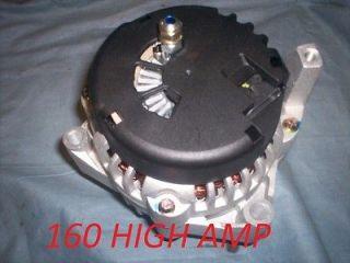 HIGH AMP ALTERNATOR 01 00 GMC Jimmy 4.3L 04 03 00 Chevrolet Blazer 4.3