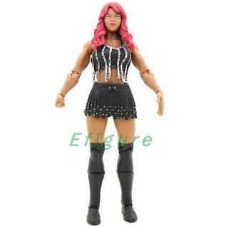 100YD WWE Diva Mattel Basic Series 23 Alicia Fox Figure