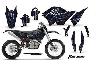 AMR RACING GRAPHIC KIT KTM 450XC SX 525/450/250/53 0 EXC XC W 07,08,09