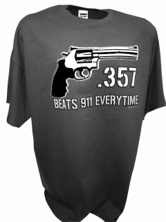 357 Magnum Handgun Pro Gun Firearms 2nd Amendment Funny Wesson