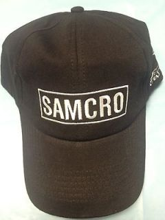 AUTHENTIC SONS OF ANARCHY SAMCRO BANNER AS JAX WEARS ON SHOW SOA BIKER