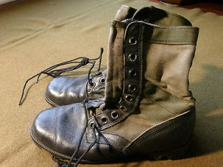 Army Jungle Boots, Several Different Sizes Available