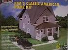 Atlas # 713 Kims American Home Kit HO Scale MIB