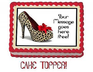 leopard print party supplies in Holidays, Cards & Party Supply