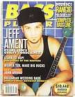 BASS PLAYER MAGAZINE JEFF AMENT PEARL JAM RANCID JOHN MYUNG VICTOR
