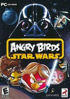 Angry Birds Star Wars PC Computer Action Arcade Games Windows 7 Vista