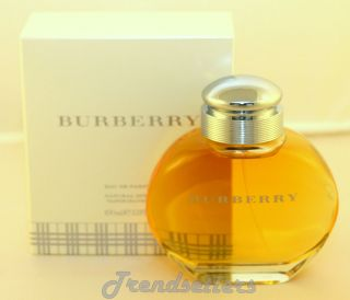 Burberry BURBERRY Classic Women Mujer 3.3oz Eau de Parfum Spray 100ml